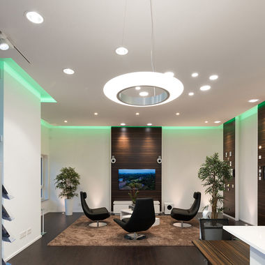 Charmant For In The Final Analysis A Felicitous Mixture Of General Office Lighting  And Individually Adjustable Light Sources Facilitates Productivity And  Enables ...