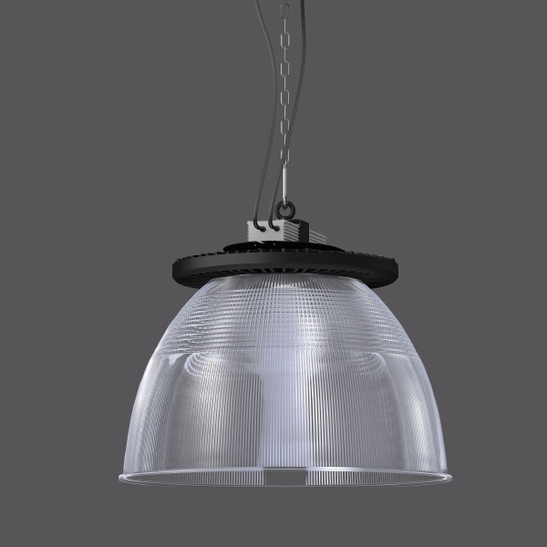 Indoor lighting highbay luminaires